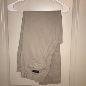 Banana Republic Light Brown Chinos